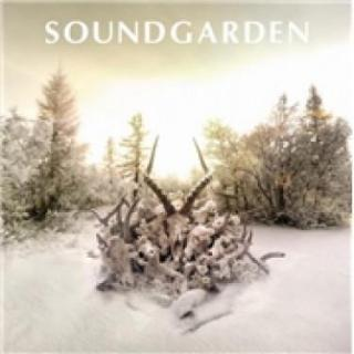 KING ANIMAL - SOUNDGARDEN [Vinyl album]
